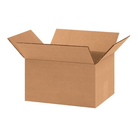"Corrugated Boxes, 11 x 8 x 6"", Kraft"