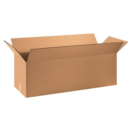 "Double Wall Corrugated Boxes, 36 x 8 x 8"", 48 ECT"