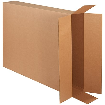 """Corrugated Boxes, Side Loading, Double Wall, 40 x 8 x 50"""""""