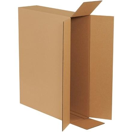 "Corrugated Boxes, Side Loading, 26 x 6 x 20"""