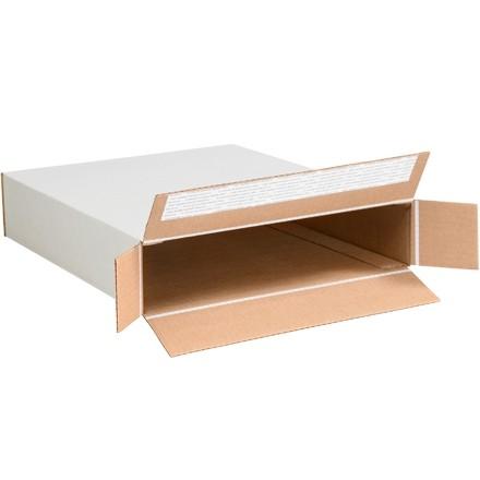 "Corrugated Boxes, Side Loading, 12 1/2 x 3 x 17 1/2"""