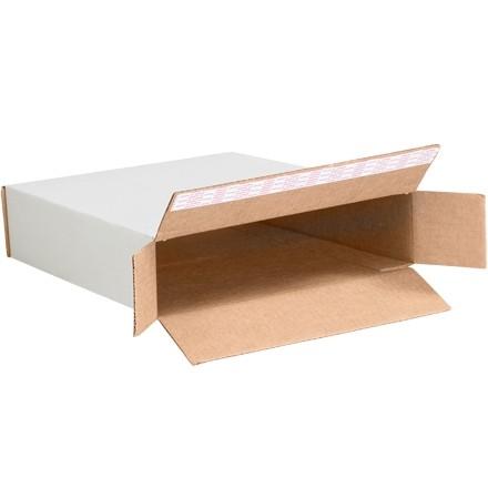 "Corrugated Boxes, Side Loading, 11 1/8 x 2 x 8 3/4"""