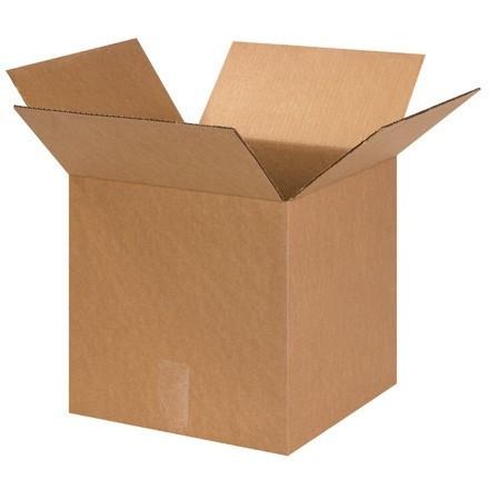 "Corrugated Boxes, 13 X 13 X 13"""