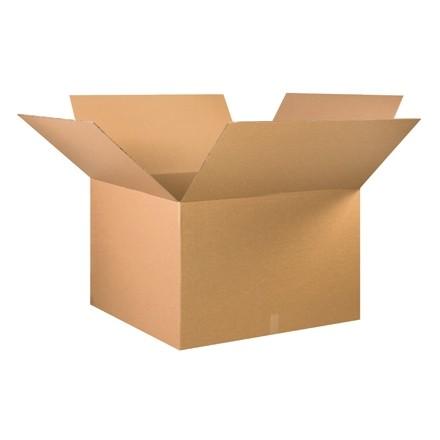 "Corrugated Boxes, 36 x 20 x 15"", Kraft"