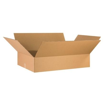 "Corrugated Boxes, 36 x 20 x 9"", Kraft"