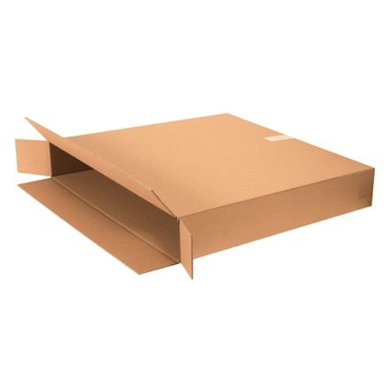 Corrugated Boxes, Side Loading, 38 x 8 x 26""
