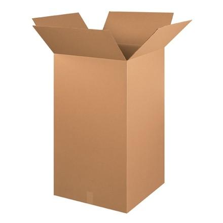 "Corrugated Boxes, 20 x 20 x 36"", Kraft"