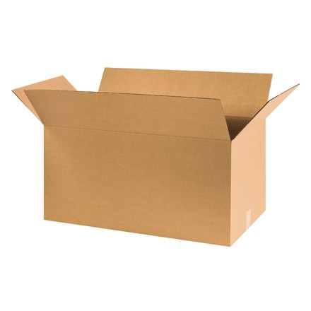 "Corrugated Boxes, 40 x 14 x 14"", Kraft"