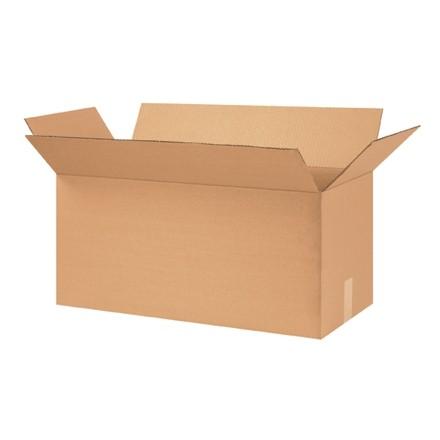 "Corrugated Boxes, 26 x 12 x 12"", Kraft"