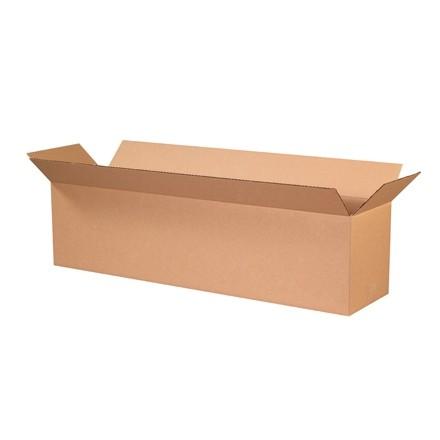 "Corrugated Boxes, 32 x 8 x 8"", Kraft"