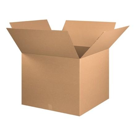 "Corrugated Boxes, 30 x 30 x 25"", Kraft"