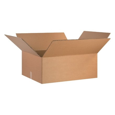 """Double Wall Corrugated Boxes, 30 x 24 x 12"""", 48 ECT"""