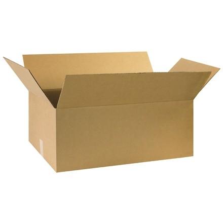 "Corrugated Boxes, 29 x 17 x 12"", Kraft"