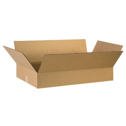"Corrugated Boxes, 29 x 17 x 5"", Kraft"