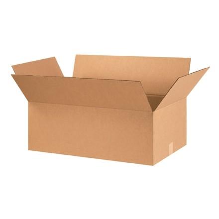 "Corrugated Boxes, 28 x 16 x 10"", Kraft"