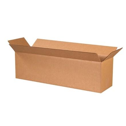 "Corrugated Boxes, 28 x 8 x 8"", Kraft"