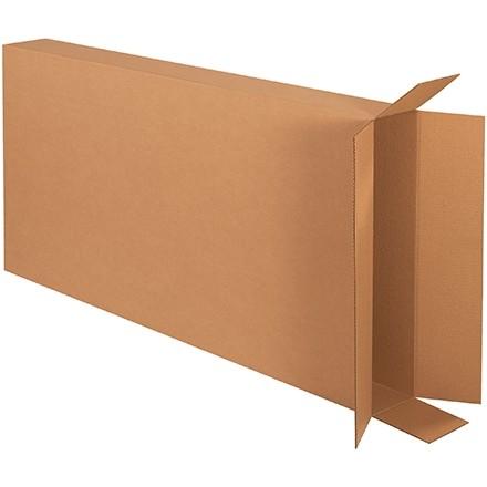 "Corrugated Boxes, Side Loading, 28 x 6 x 52"""