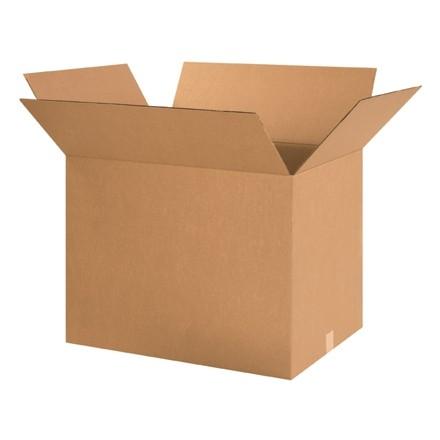 "Corrugated Boxes, 24 x 18 x 18"", Kraft"