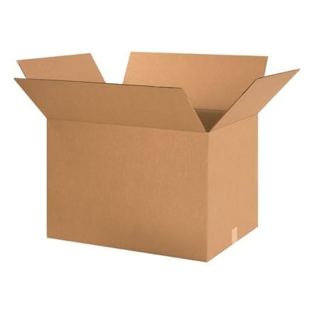 "Corrugated Boxes, 24 x 18 x 16"", Kraft"