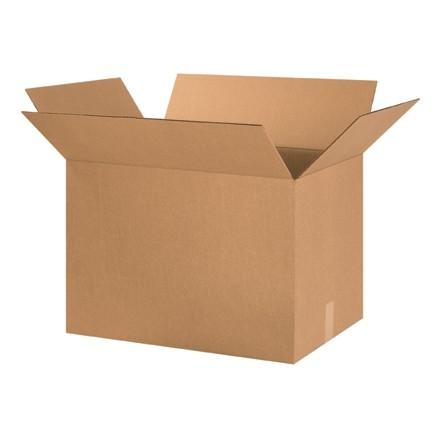 "Corrugated Boxes, 24 x 16 x 16"", Kraft"