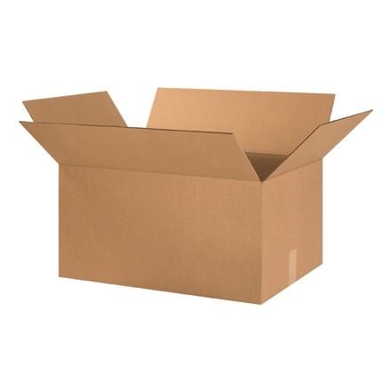 "Corrugated Boxes, 24 x 16 x 13"", Kraft"