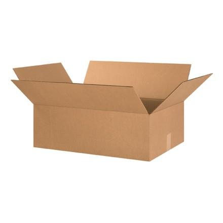 "Corrugated Boxes, 24 x 16 x 8"", Kraft"