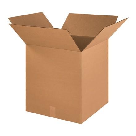 "Corrugated Boxes, 18 x 18 x 20"", Kraft"