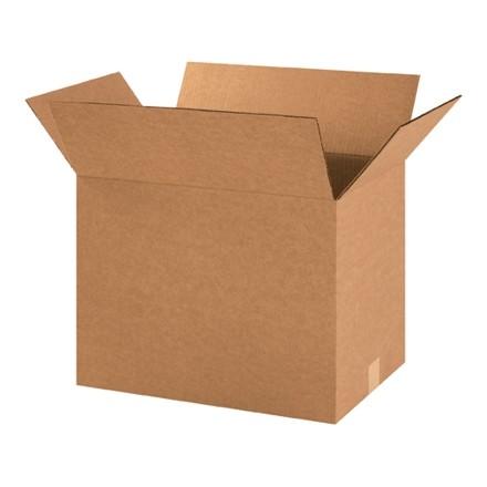 "Corrugated Boxes, 18 x 12 x 14"", Kraft"