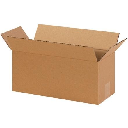 "Corrugated Boxes, 14 x 6 x 6"", Kraft"