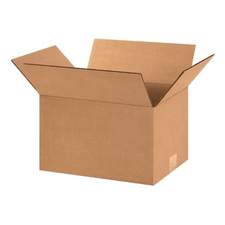 "Corrugated Boxes, 12 x 9 x 7"", Kraft"