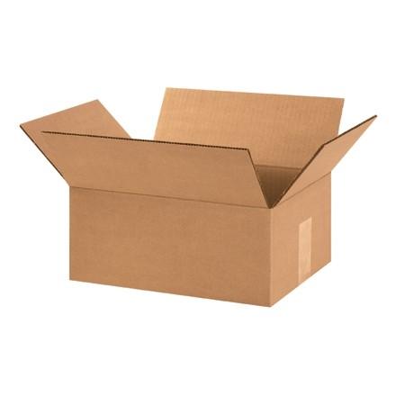"Corrugated Boxes, 12 x 9 x 5"", Kraft"