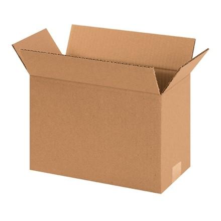 "Corrugated Boxes, 12 x 6 x 8"", Kraft"