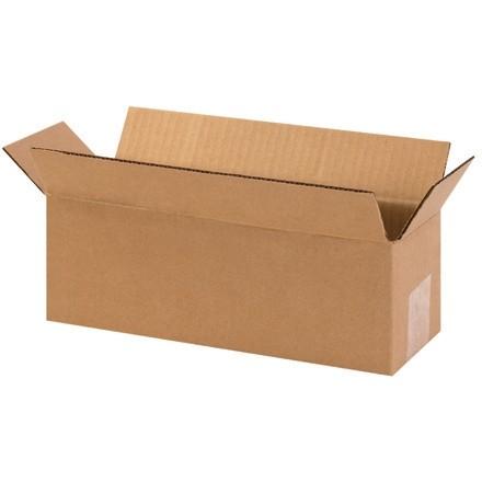"Corrugated Boxes, 12 x 3 x 3"", Kraft"