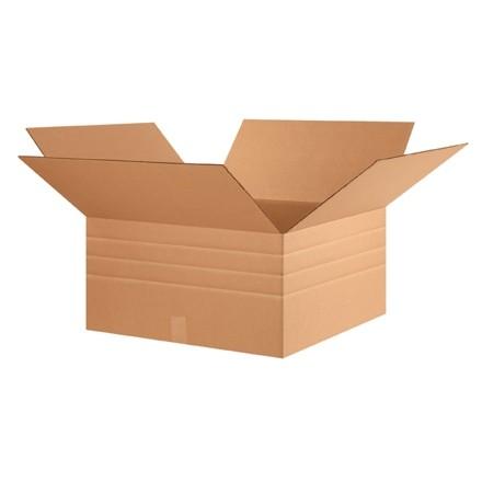 """Corrugated Boxes, Multi-Depth, 24 x 24 x 12"""""""