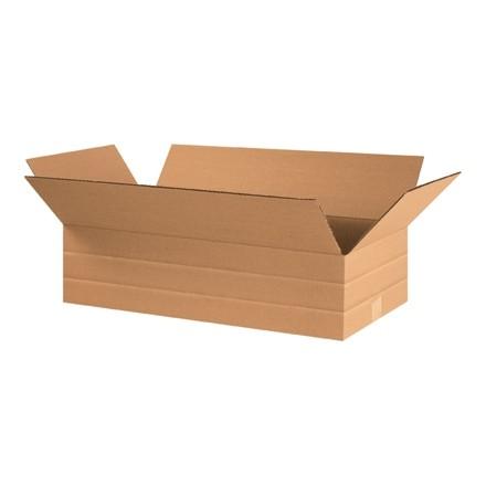 """Corrugated Boxes, Multi-Depth, 24 x 12 x 6"""""""
