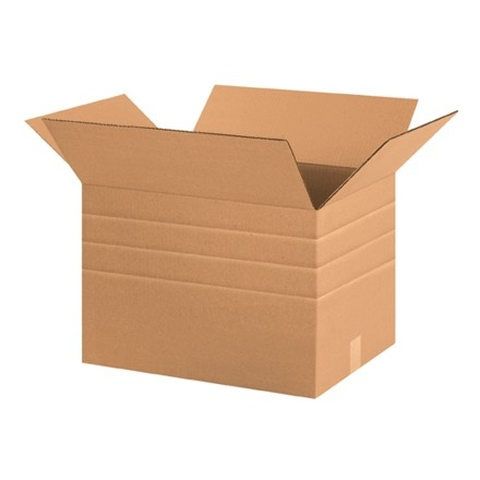 Corrugated Boxes, Multi-Depth, 20 x 12 x 12""