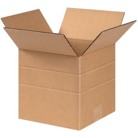 """Corrugated Boxes, Multi-Depth, 8 x 8 x 8"""""""