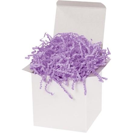 Crinkle Paper, Lavender, 10 Pounds