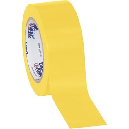 "Yellow Vinyl Tape, 2"" x 36 yds., 6 Mil Thick"