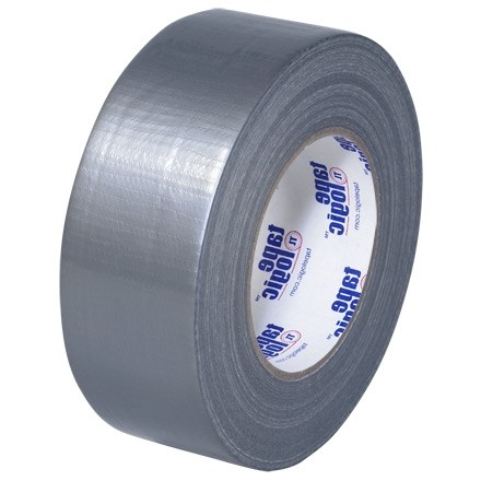 """Silver Duct Tape, 2"""" x 60 yds., 9 Mil Thick"""