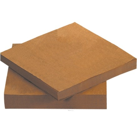 """Industrial VCI Paper Sheets, 8 X 8"""""""