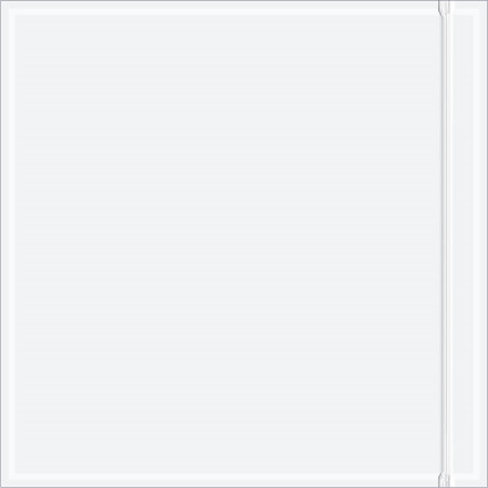 """Resealable Document Envelopes, Clear, 6 x 6"""""""