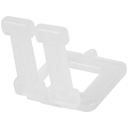 """Plastic Buckles for Poly Strapping, 1/2"""""""