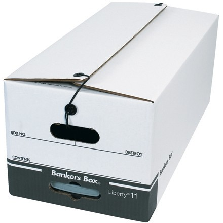"""Bankers Box®, 24 x 12 x 10 1/4"""""""