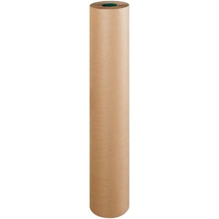"Poly Coated Kraft Paper Rolls, 48"" Wide - 50 lb."