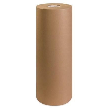 "Kraft Paper Rolls, 24"" Wide - 50 lb."