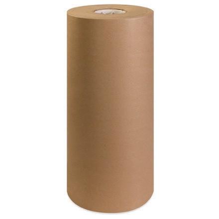 "Kraft Paper Rolls, 20"" Wide - 50 lb."