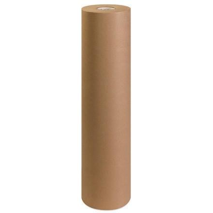 "Kraft Paper Rolls, 36"" Wide - 40 lb."