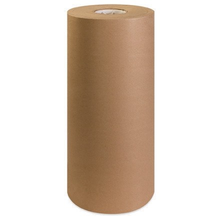 "Kraft Paper Rolls, 20"" Wide - 40 lb."
