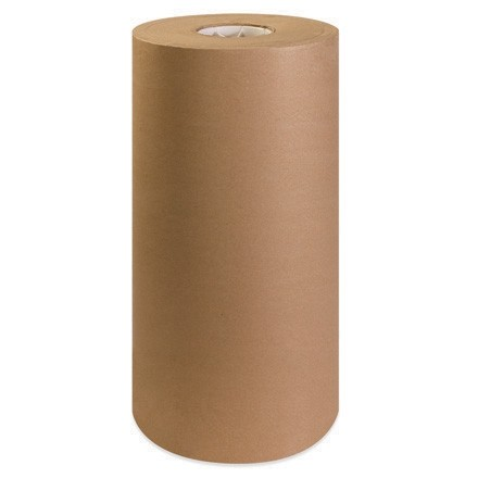 "Kraft Paper Rolls, 18"" Wide - 30 lb."